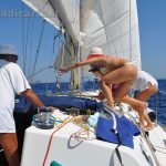 Viriamo! Al lavoro mentre si naviga a vela - Sardegna