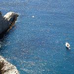 Isola di Palmarola - isole Pontine