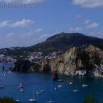 Isola di Ponza - il Frontone