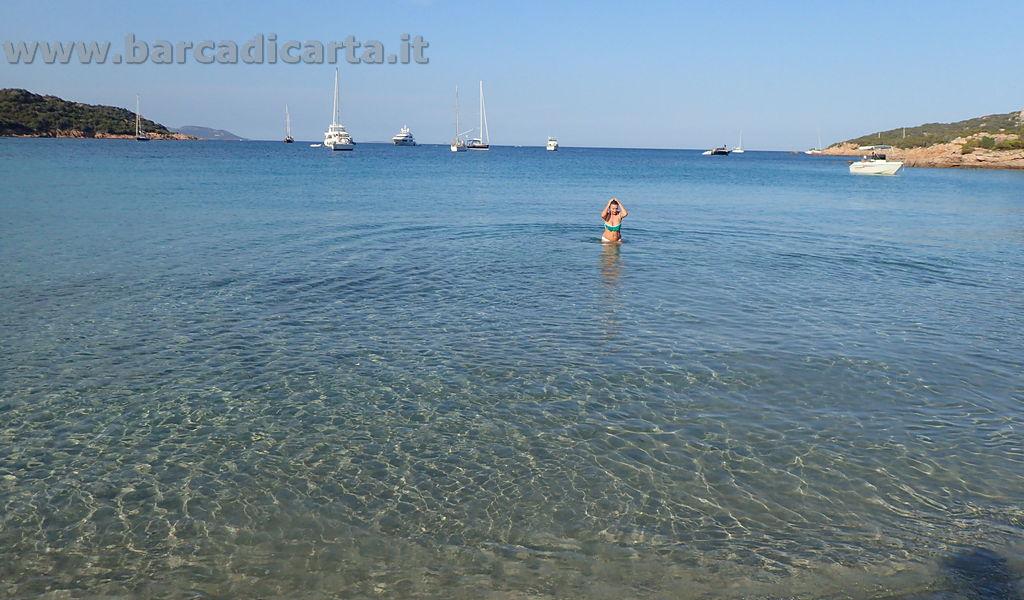 Ansa di Porto Nuovo - Corsica del sud