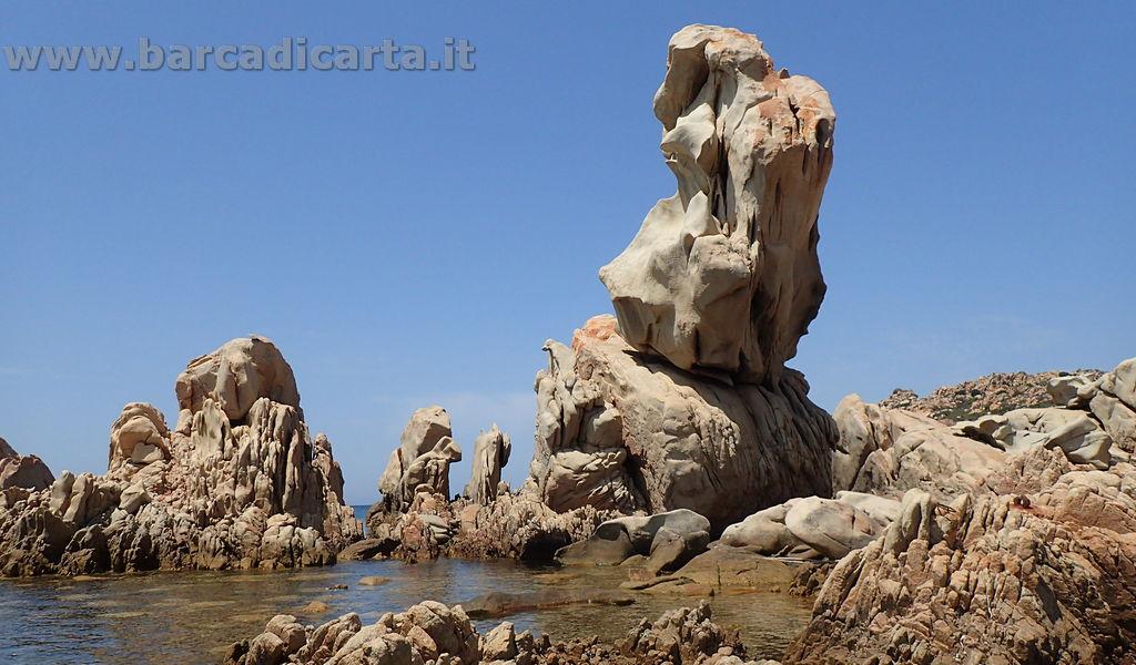 isola diRazzoli - Cala lunga