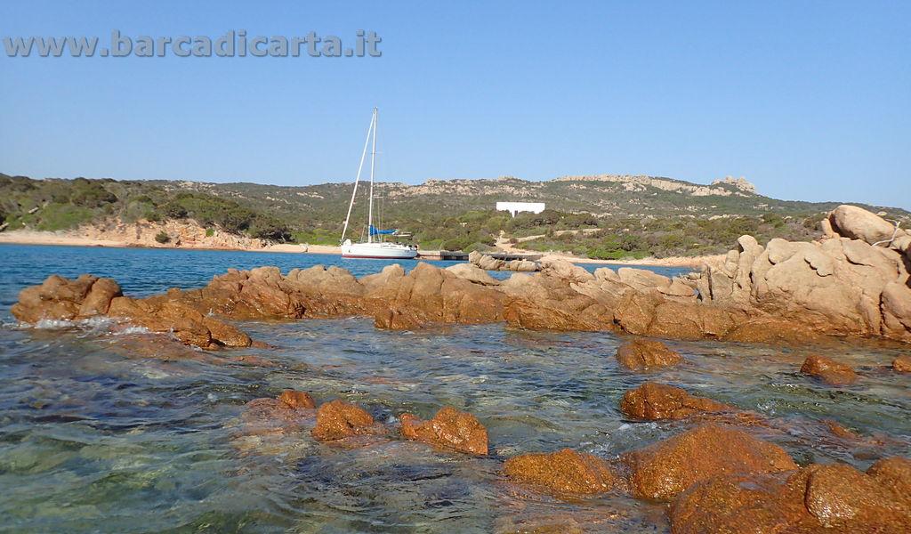 Isola di Spargi - Cala Ferrigno