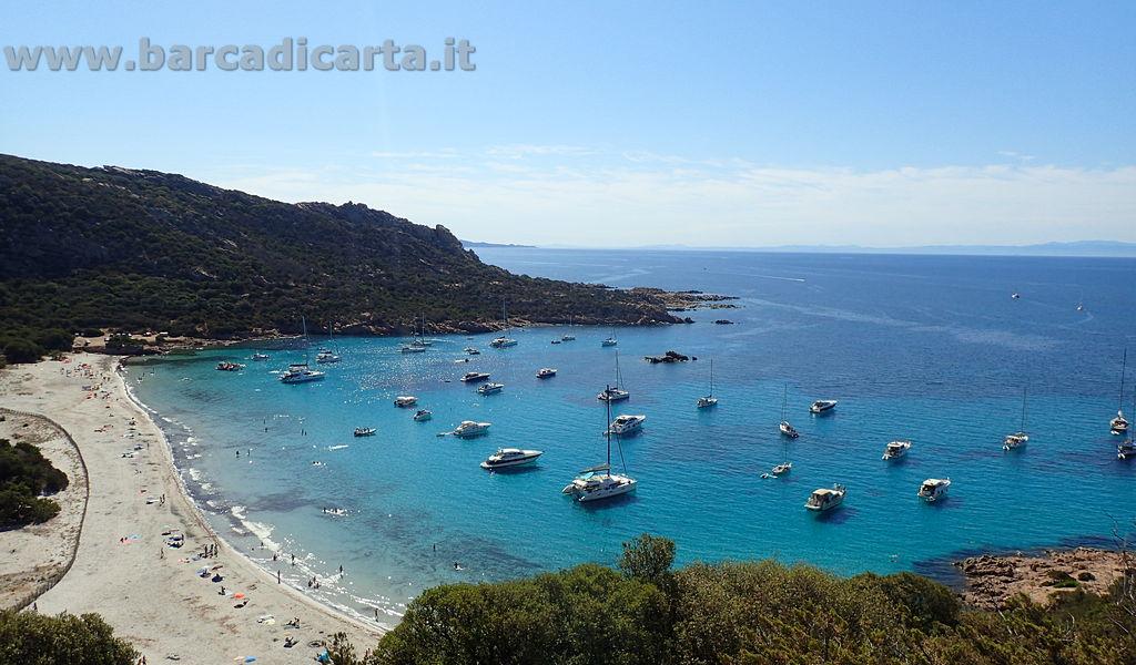 Ansa di Roccapina - Corsica del sud