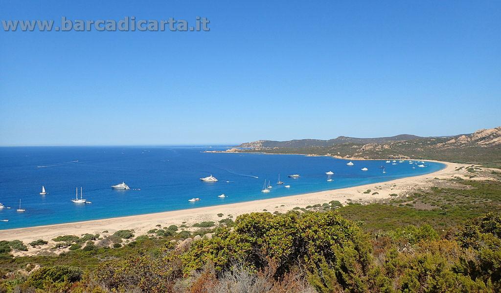 Baia di Roccapina - Corsica del sud