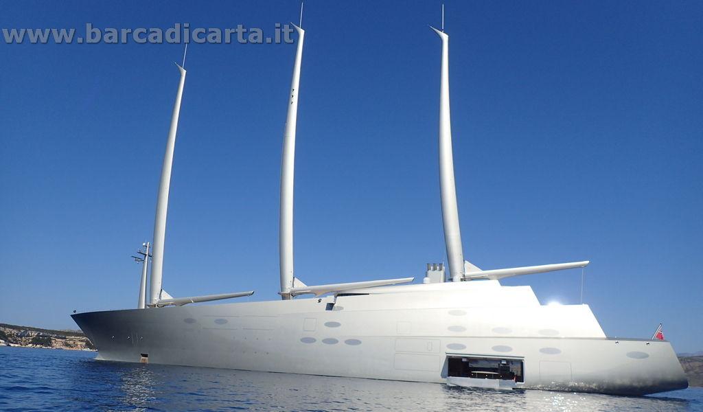 Super maxi Yacht a vela