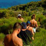 Trekking sull'isola di Palmarola