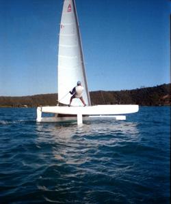 Classe A Catamarano