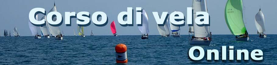 Corso di vela online per principianti