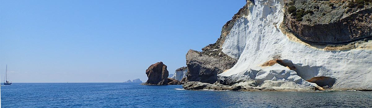 Settimana in barca a vela Ponza Ventotene Ischia