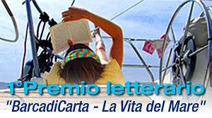 Concorso letterario Il Mare - la Barca di carta