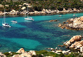 Vacanza in barca a vela sulla costa ovest della Corsica