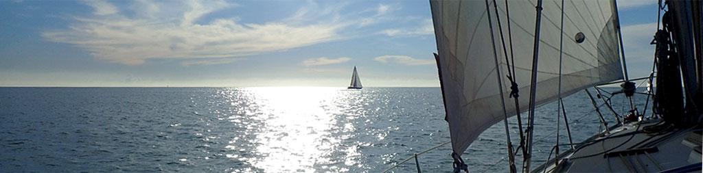 Corso skipper weekend isole Pontine