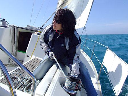 corso skipper vela di 2 giorni