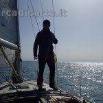 Scotta gennaker barca a vela