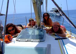prezzo weekend in barca