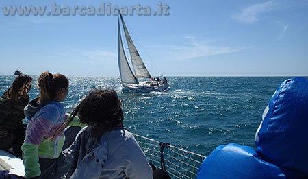 Rimedi per il mal di mare in barca a vela