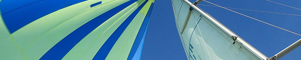 scuola di vela su cabinato a Roma - Ostia