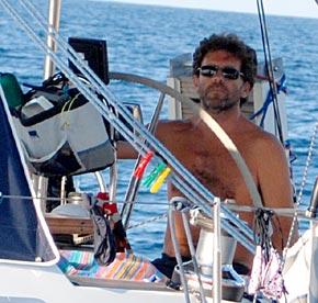 Stefano - skipper con Patente nautica Oltre