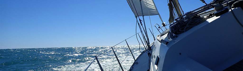 Un giorno in barca a vela a Ostia
