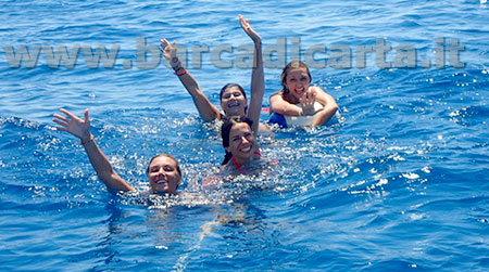 Uscita giornaliera a vela di un giorno a Ostia