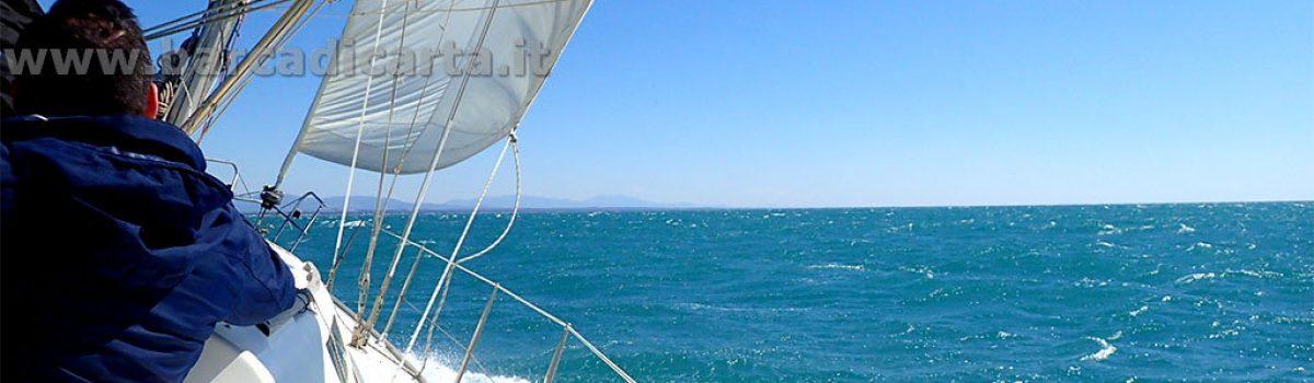 USCITE A VELA GIORNALIERE – uscite in barca a vela in mare a Ostia-Roma
