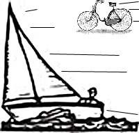 velocità della barca a vela